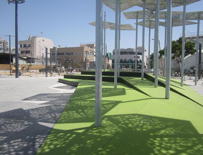 מתחם הרובע - תכנון מייזליץ כסיף אדריכלים
